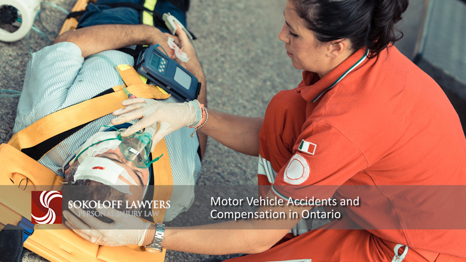 Motor Vehicle Accidents And Compensation In Ontario